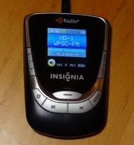 Insignia NS-HD01 radio