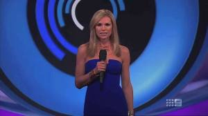 Sonia Kruger hosts Big Brother Australia's 2013 season on Nine Network.