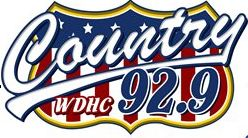 92.9 WDHC Berkeley Springs, WV has become a common relog suddenly in the past few months.