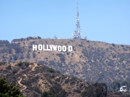 The famous Hollywood, CA sign from my trip to Los Angeles in 2014.