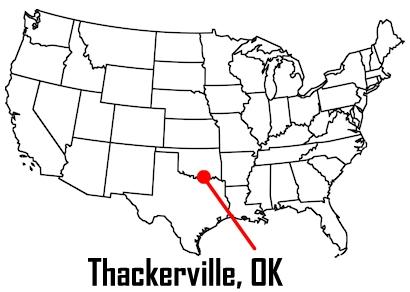 thackerville