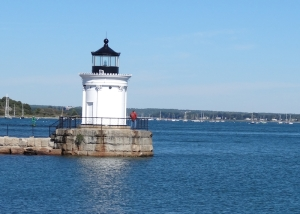 Portland Breakwater Light in Portland, ME, taken during my September 2016 trip to New England.