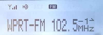 WPRT-FM