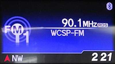WCSP-FM