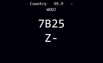 WOOZ-FM