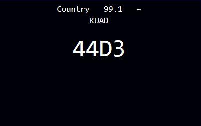 KUAD-FM
